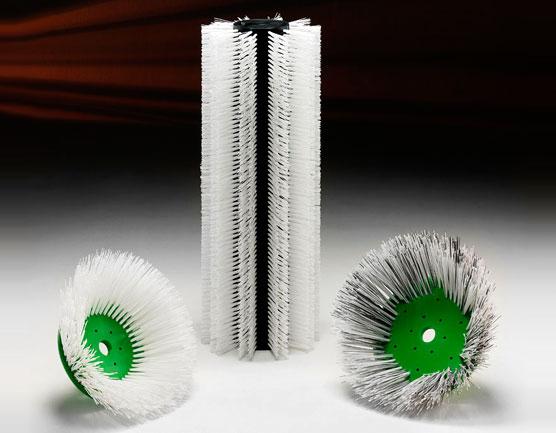 Cepillo central para barredora