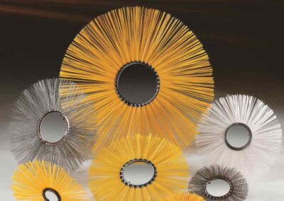 Cepillo circular cepillos técnicos limpieza industrial