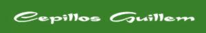 Logotipo de la empresa Cepillo Guillem