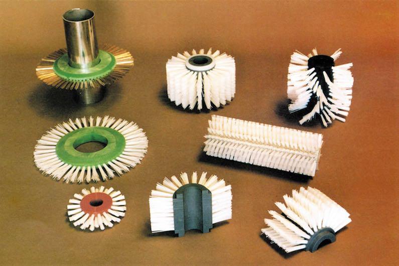Cepillos industriales para varios usos