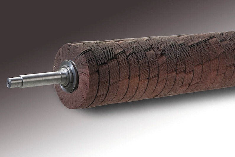Cilindro para mármol y piedra