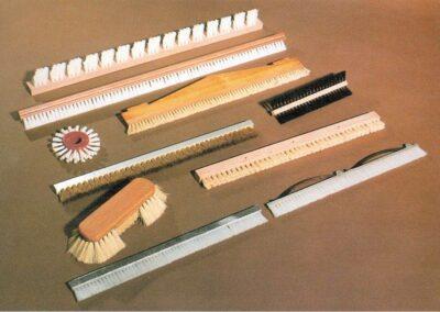 Cepillos industriales variados